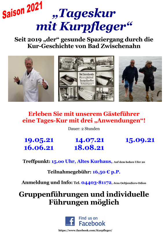 Flyer Tageskur